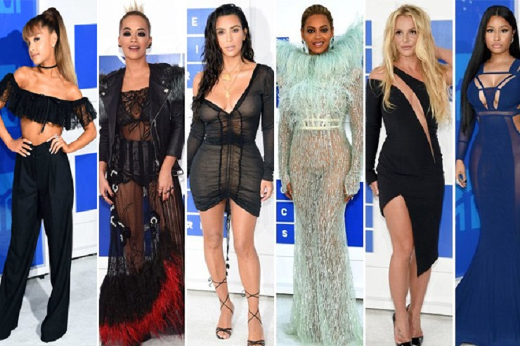 Best and Worst Dressed 2016 MTV VMAs