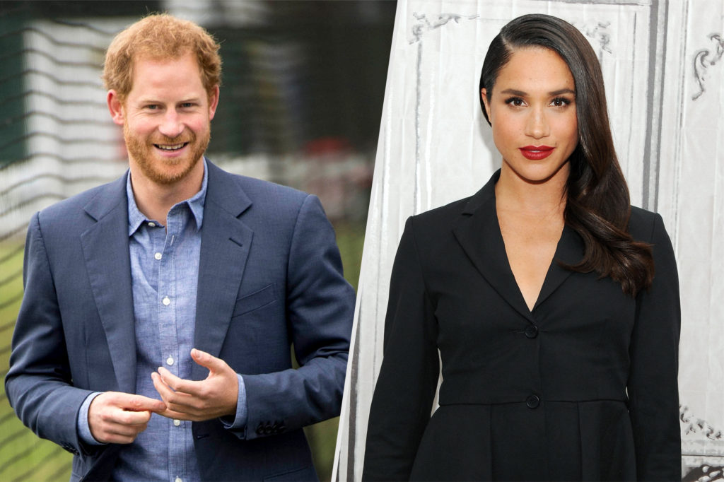 Prince Harry Is Planning To Use Diana's Gems For Meghan Markle's Engagement Ring