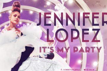Jennifer Lopez – On the Floor (It's My Party Tour)